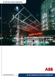 Moderne elektro-installatietechnik in hotels - Busch-Jaeger Elektro ...