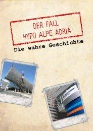 Der Fall Hypo Alpe Adria - BZÖ