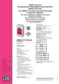 ARDEX X7G PLUS Flexmörtel - Seite 2
