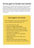 Gør en forskel for en ung - bliv mentor - Cabi - Page 4