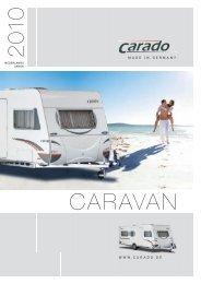 Carado Brochure - Campingferie.dk