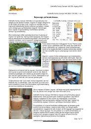 Klik her og print hele artiklen ud med Adobe ... - Campingferie.dk