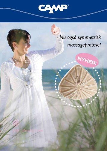 - Nu også symmetrisk massageprotese! - Camp Scandinavia