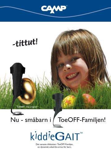 KiddieGAIT Leaflet - Camp Scandinavia
