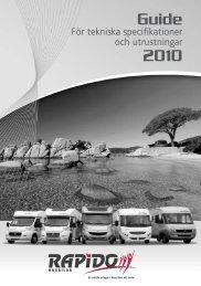 Guide 2010 - Campingferie.dk