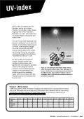 Uv-indeks - Kræftens Bekæmpelse - Page 5