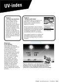 Uv-indeks - Kræftens Bekæmpelse - Page 6