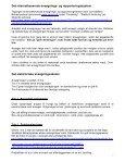 Information om støttemuligheder og formkrav - Kræftens Bekæmpelse - Page 7