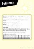 Solcreme - Kræftens Bekæmpelse - Page 6