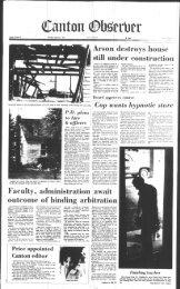 Canton Observer for September 7, 1978 - Canton Public Library