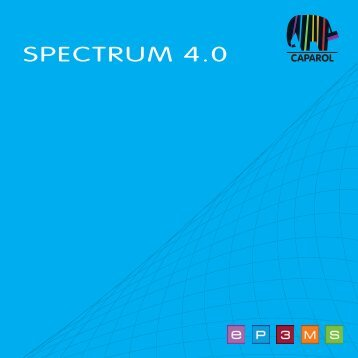 SPECTRUM 4.0 - Caparol