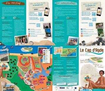 Het naturistendorp Das FKK-Dorf - Office de tourisme du Cap d'Agde