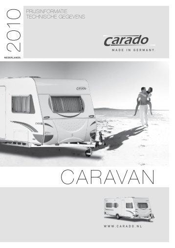 2 010 caravan - Carado