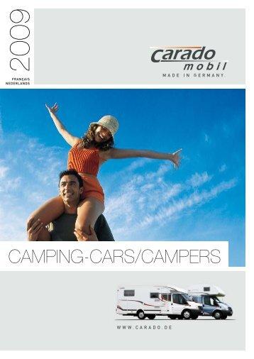 CAMPING-CARs/CAMPERs - Carado