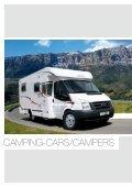 CAMPING-CARs/CAMPERs - Carado - Page 2