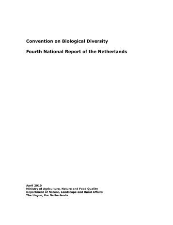 English version - Convention on Biological Diversity
