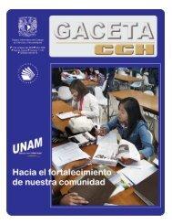 Número 1145 02 de octubre de 2007 - CCH - Universidad Nacional ...