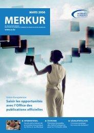 Merkur 02/2006 - Chambre de Commerce