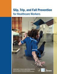 Slip, Trip, and Fall Prevention - Centers for Disease Control and ...