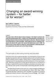 Full text (pdf) - Cedefop - Europa