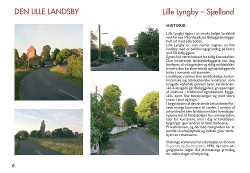LANDSBYENS UDELYS - Dansk Center for Lys
