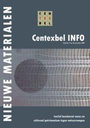 Nieuwe materialen - Centexbel