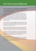 Det Performative Bibliotek - folder - Centralbibliotek - Page 2