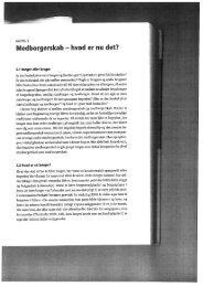 Artikel om medborgerskab, Korsgaard - Centralbibliotek