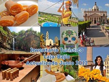 Inventario Turístico Laja-Bajío