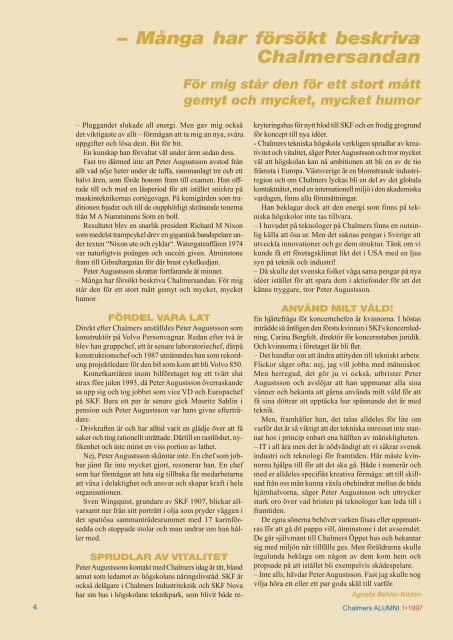 pdf-format - Chalmers tekniska högskola
