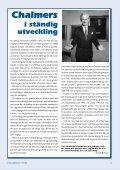 Fångad av tekniken - Chalmers tekniska högskola - Page 3
