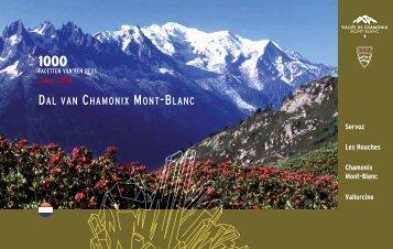 DAL VAN CHAMONIX MONT-BLANC