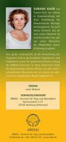 Yoga Trance Fusion - ARDAS - Seite 2