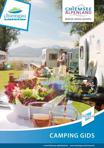 Camping gids - Chiemsee