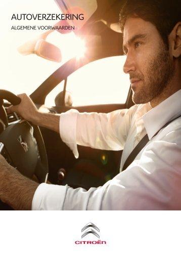 De algemene voorwaarden kunt u hier downloaden - Citroën