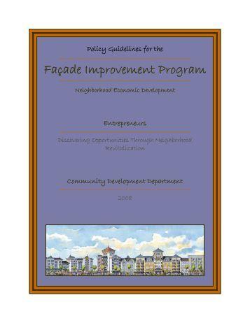 planning/planningdocs/Bound Facade Improvement Program.pdf