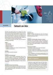 Faktaark om biler - Clean Vehicle Portal
