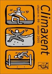 Nummer 99 uitgave oktober - Climax