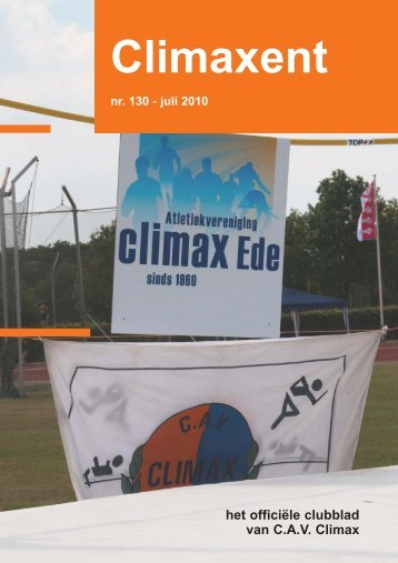 Nummer 130 uitgave - Climax