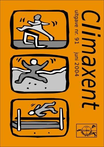 Nummer 91 uitgave juni - Climax