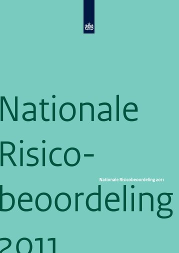 Nationale Risicobeoordeling 2011 - Clingendael