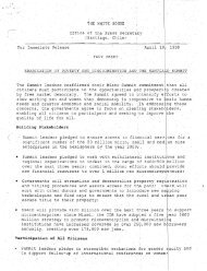 USAID History - Attachments for Chapter Five - William J Clinton ...