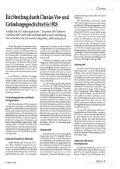 Ein Streifzug durch Clunias Vor - KMV Clunia Feldkirch - Page 5