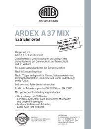 194 ARDEX A37 MIX:194 ARDEX A37 MIX 4.0