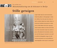 Stille getuigen - UvA DARE - Universiteit van Amsterdam