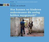 Hoe kunnen we kinderen ondersteunen die oorlog hebben ... - Cogis
