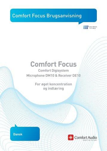 Comfort Focus - Comfort Audio