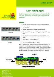 Kick® Wetting Agent - COMPO EXPERT