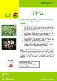 COMPO EXPERT Triabon (16+8+12+4 MgO)