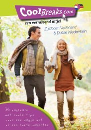 111216_CB-Magazin 2012 (NL).indd - CoolBreaks